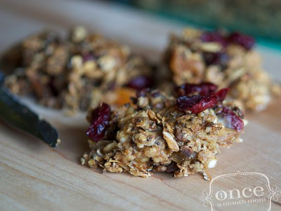Nutrient Packed Breakfast Bars Healthy Recipe - www.diypinterest....