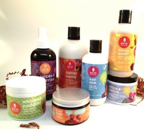 OYIN Handmade! My number one natural hair product