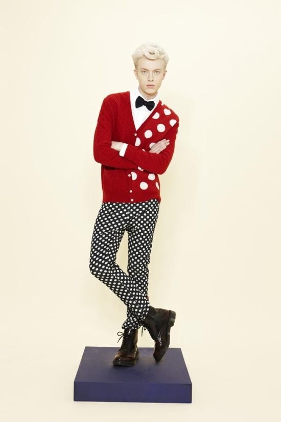 Munswoo Kwon F/W 2013 amazeballs pants w/boots