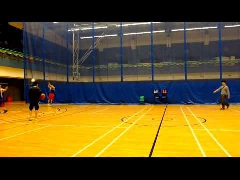b&w basketball tournament funny video part 1 - sports.artpimp.bi...