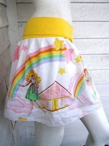 Barbie dream house tutu skirt $36