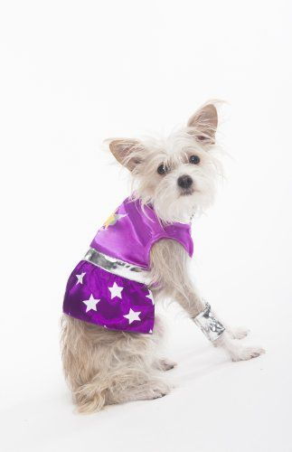 Fashion Pet Halloween Superdog Girl Costume for « Pet Advertisings