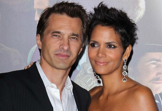 Halle Berry's baby boy arrives!