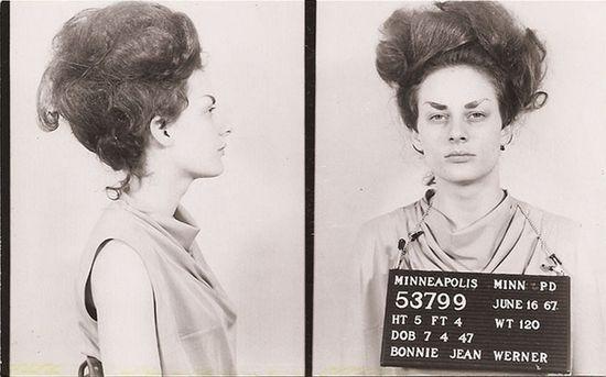 vintage celebrity mugshots - Google Search