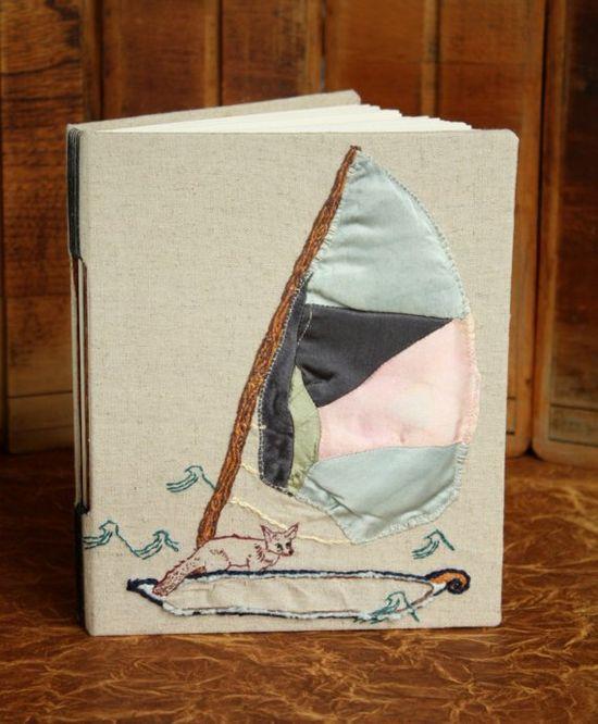 beautiful handmade journal