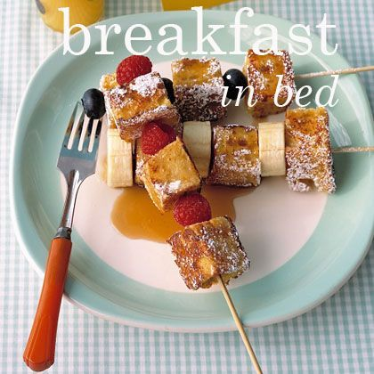 Breakfast in Bed - 15 recipes