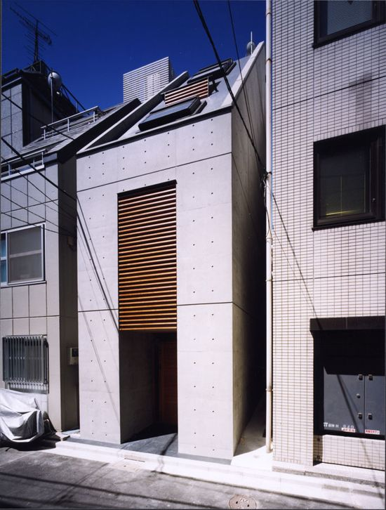 SEVEN (Chiyoda ward Tokyo) by Apollo architects