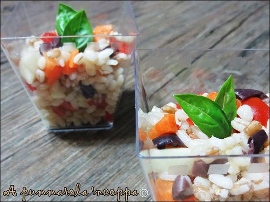 Insalata di riso, fa