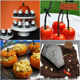 More Haunted Halloween Party Ideas