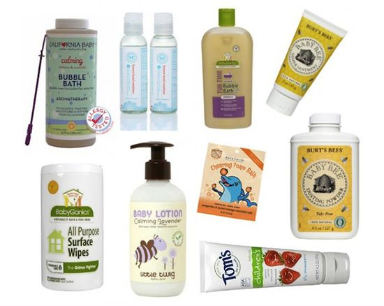 Healthy Baby Products For Kids - Eco-Friendly Baby Products