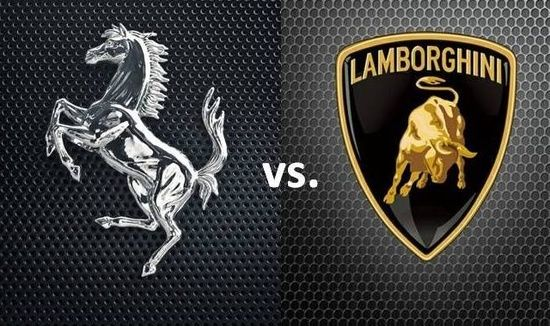 Supercar Commercials Showdown: Ferrari vs Lamborghini via My Life at