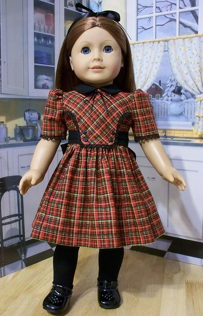 American Girl Doll Molly, Emily 1944 - a set on Flickr
