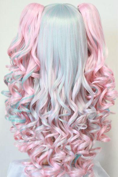 Hair style, beauty