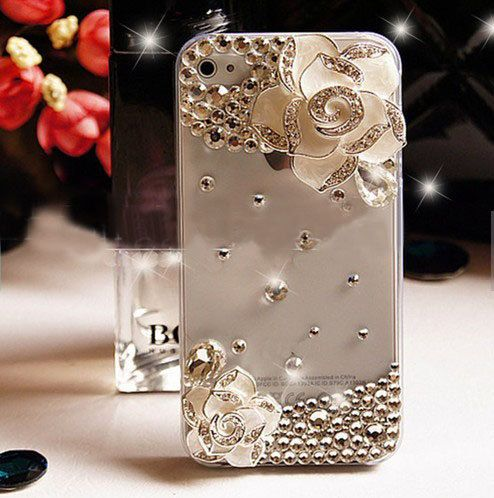 iPhone 5S Case, iPhone 5C Case, iphone 4 case, iphone 4s case, iPhone 5 bling case, bling iphone 4 case, Cute iPhone 5 case, iPhone 3gs case on Etsy, $13.00