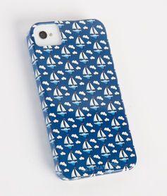 Simple Sail iPhone 4 Case