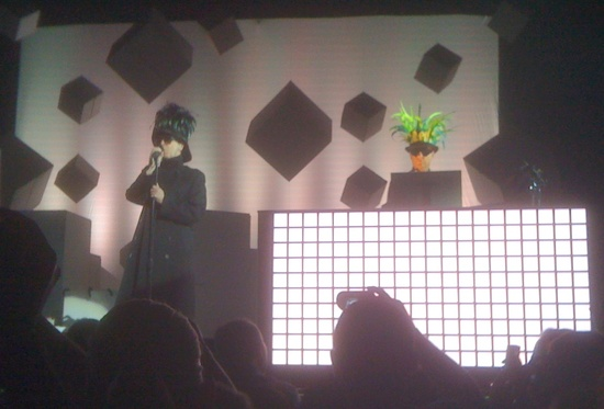 Pet Shop Boys, Atlantic City, summer 2009
