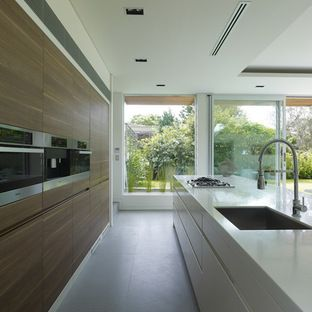 Modern Kitchen Design Ideas, Pictures, Remodel, and Decor - page 12