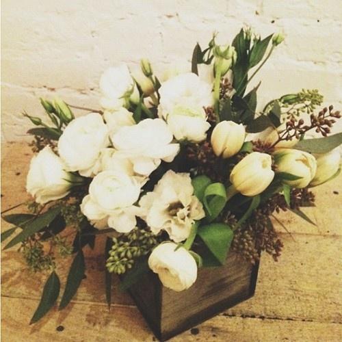 blooms on their way to @tenoverten_nyc!  (at TenOverTen Nail Salon)