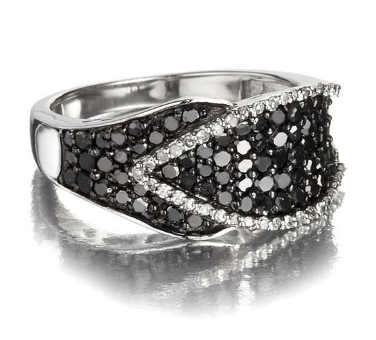 Black and White #Diamond Ring