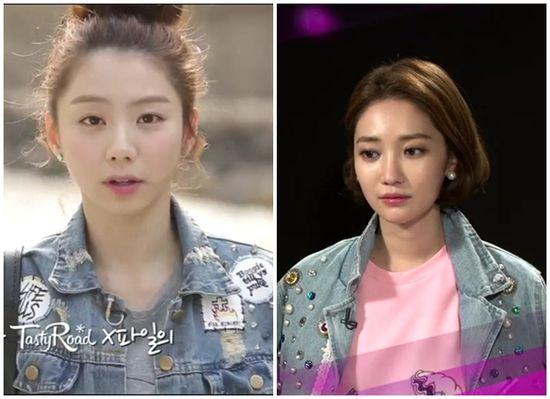 Korean fall fashion, 2013 denim fashion