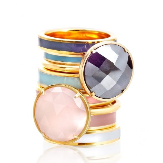 Create your own stacking rings at Astley Clarke tinyurl.com/68hmlp4