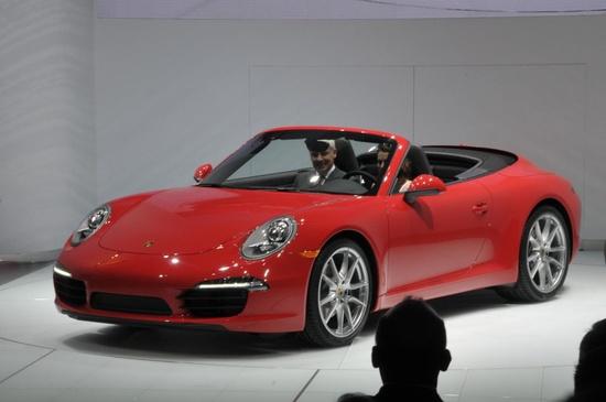 Porsche ????????? ??????? ?????????? ????????? ?????? 911 Carrera Cabriolet