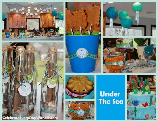 Under the Sea Party!