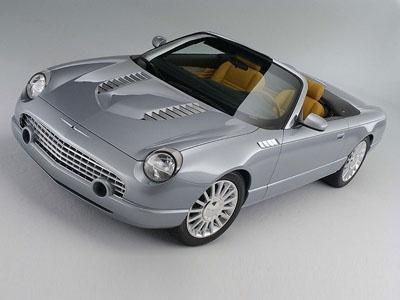 SPORTS CARS: Ford Thunderbird