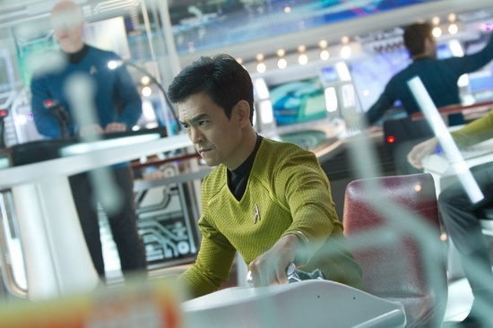 Still of John Cho in Star Trek Into Darkness