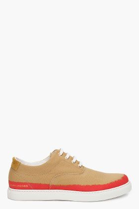 MARC JACOBS Color Stripe Sneakers