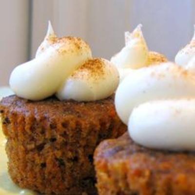 Carrot Cake Cupcakes....mmmm