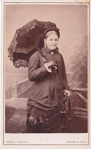 Elizabeth Stewart by LJMcK, via Flickr
