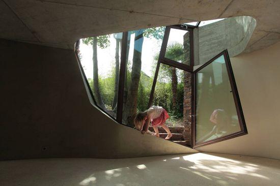 Maison L / Christian Pottgiesser Architectures Possibles