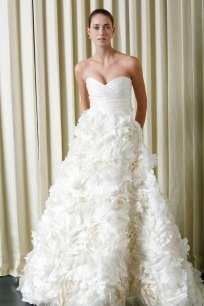 #love this #monique #lhullier #wedding #dress- one of my all time faves (first wedding dress I saw online and fell in love with)