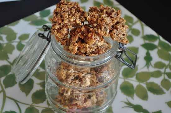 High Protein Breakfast Cookies your kids will love! ~My Whole Food Life