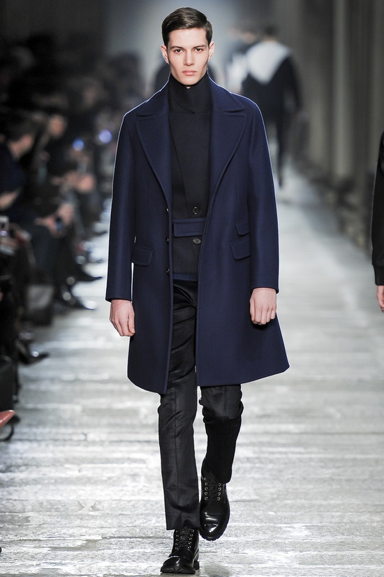Neil Barrett Fall 2013 Menswear Collection Slideshow on Style.com