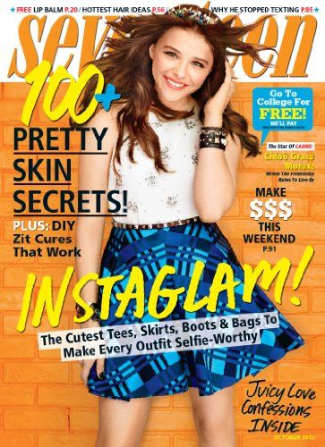 Seventeen is a general service magazine for young women emphasizing fashion, beauty and lifestyle information, including health, food, careers, relationships, sports and entertainment.