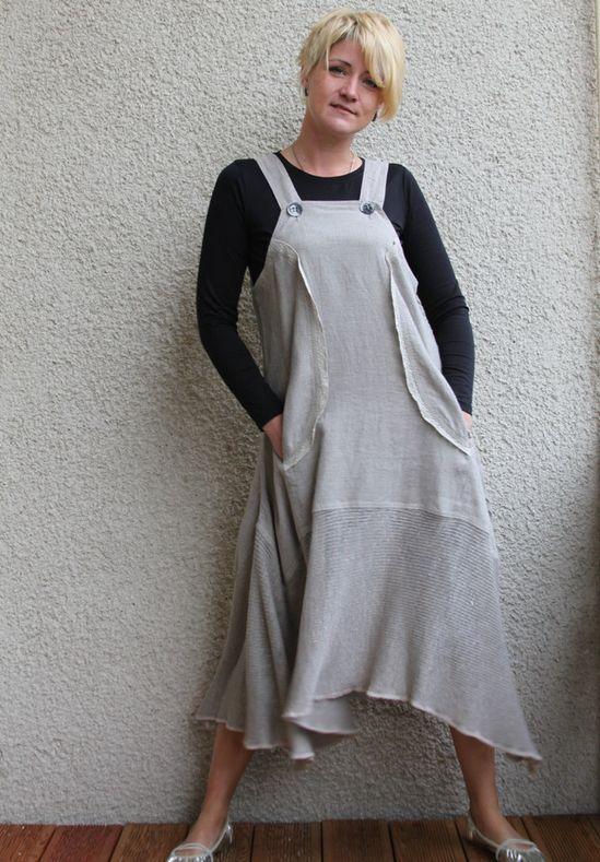 Linen dress!