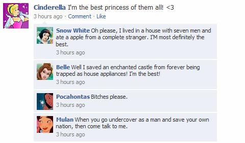 #Disney #Princess #Funny