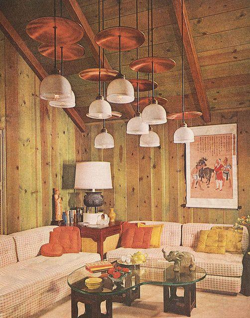 Better Homes & Garden Decorating Ideas book circa 1960