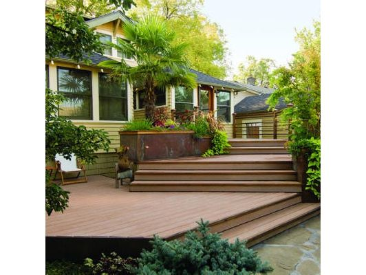Expand your deck - Home and Garden Design Idea's