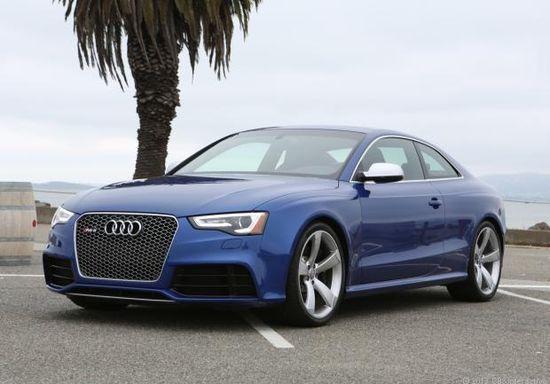 2013 Audi RS 5 Coupe via @CNET