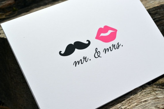 wedding thank you cards...we are so doing this!