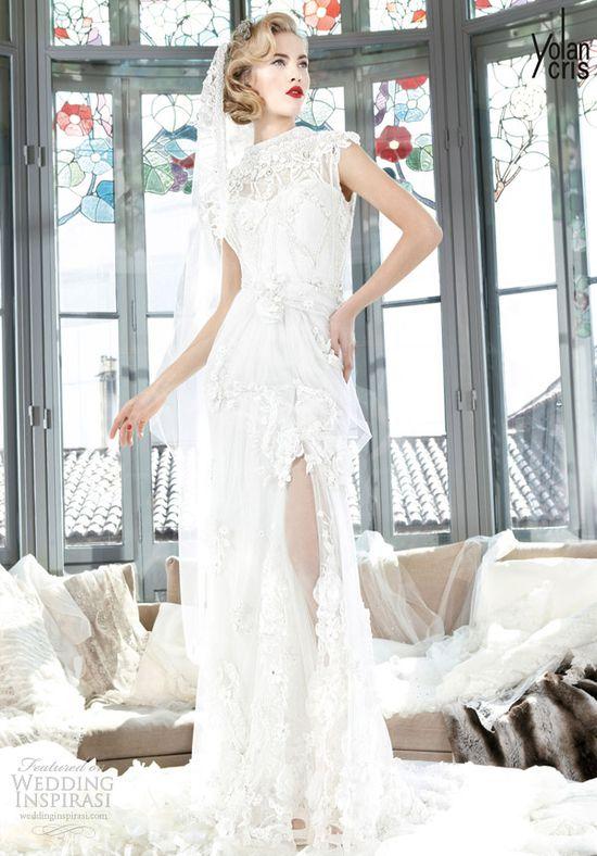 yolan cris couture bridal 2013 phuket wedding dress