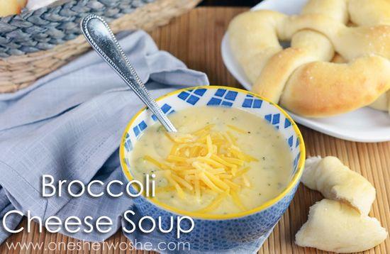 Broccoli Soup header