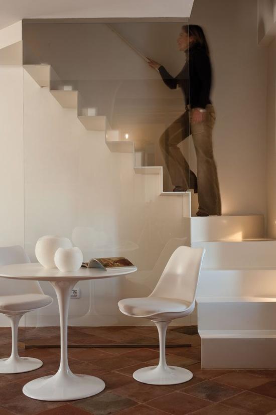 Nun_Assisi Relais & spa museum Hotel, ASSISI, 2011 by Chiara Gazziero - Alivar #architecture #design #alivar #interiors #interiordesign
