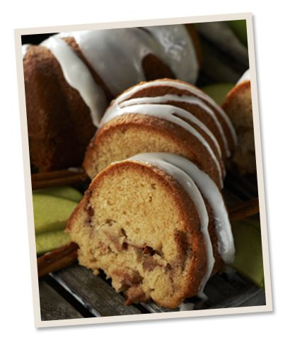 Apple Cinnamon Cake #recipe @David Venable QVC @QVC