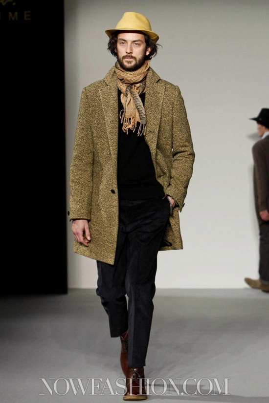 Agnés B Menswear Fall Winter 2013 Paris