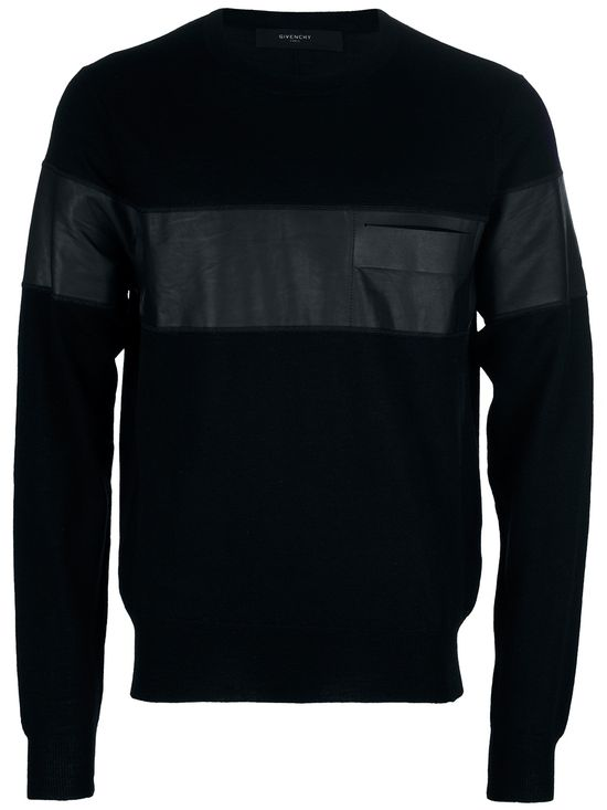 Givenchy Long Sleeve Sweater.