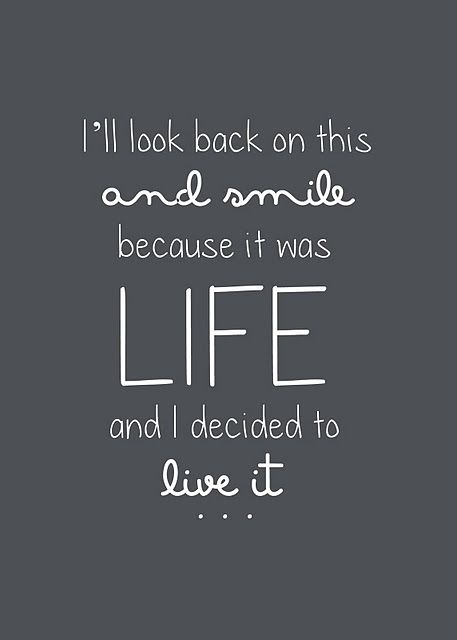 Are you living it today? #quotes #inspiration